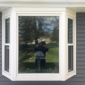 Bay Window Installation in Wind Lake, WI