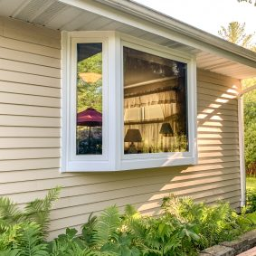 Bay Window Installation in West Bend