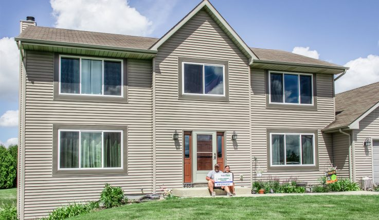 Replacing windows in Elkhorn, WI