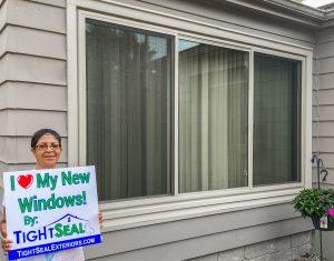 triple pane window replacement milwaukee