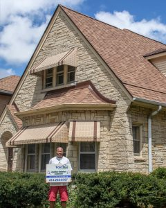 roof replacement in slinger, wi