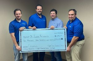TightSeal Exteriors & Baths a Window, Roofing and Bathroom Contractor in New Berlin, WI holds charity fundraiser