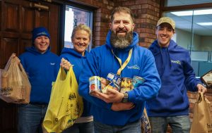 TightSeal Exteriors & Baths donates to Hunger Task Force Milwaukee