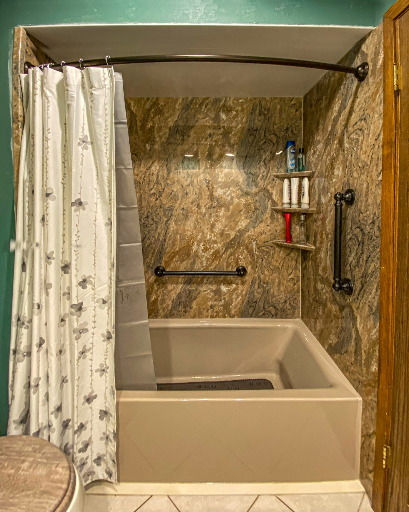 Before of Bathtub Replacement in Colgate, WI