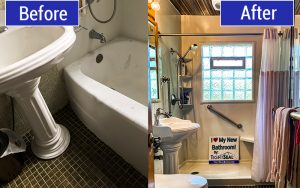 Bathtub to Shower Conversion in Wauwatosa, WI