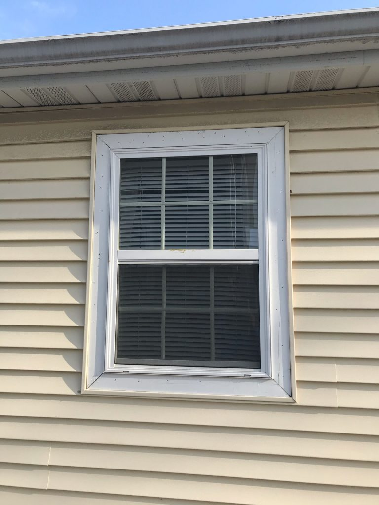 Before Photo of Window Replacement by TightSeal